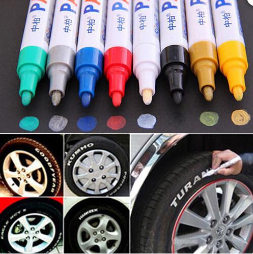 Waterproof Tire Paint Pen