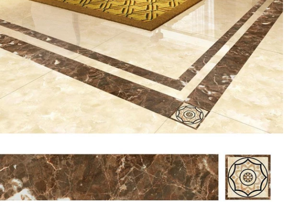Floor Tiles Decor Stickers