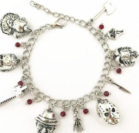 Horror Inspired Bracelet
