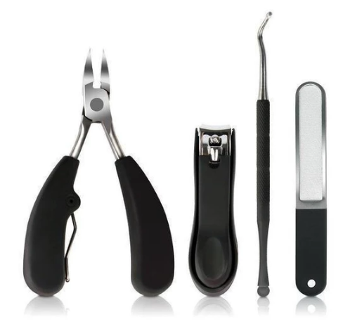 Medical-Grade Toenail Clippers