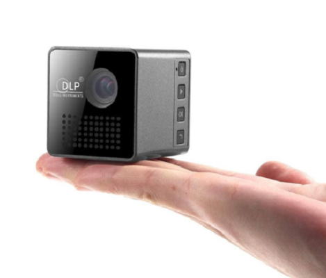 DLP Pocket Smart Projector + Wifi