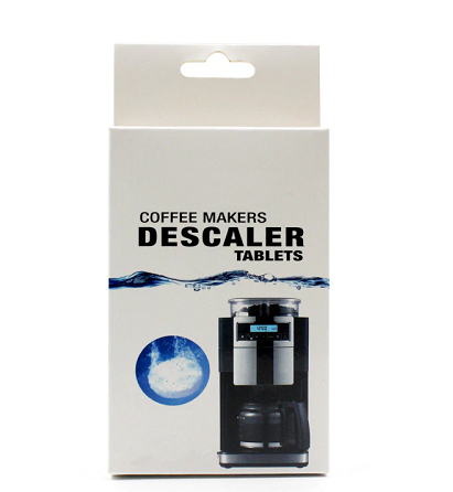 Eco-friendly Coffee Maker Cleaning Tablet