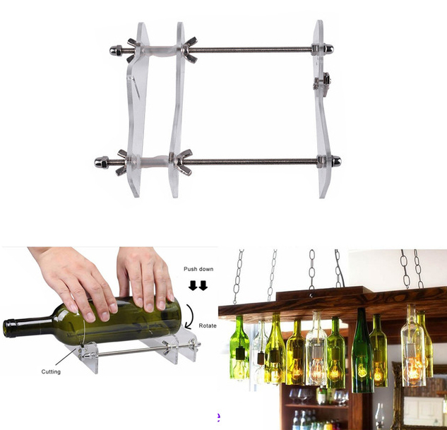 Glass Bottle Cutter Tool