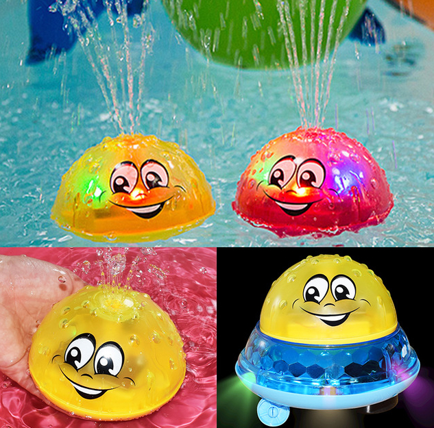 Kids Electric Induction Water Spray Toy
