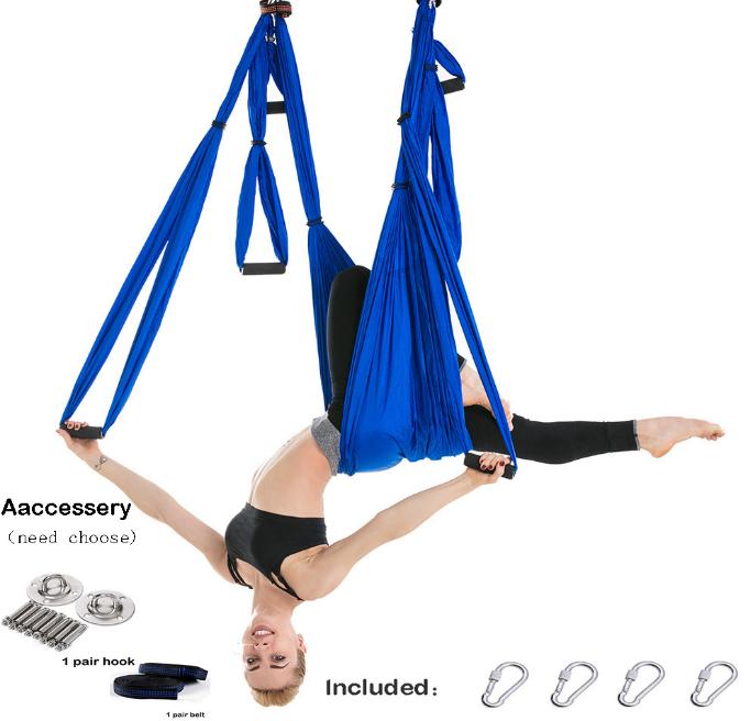 Anti-Gravity Yoga Hammock