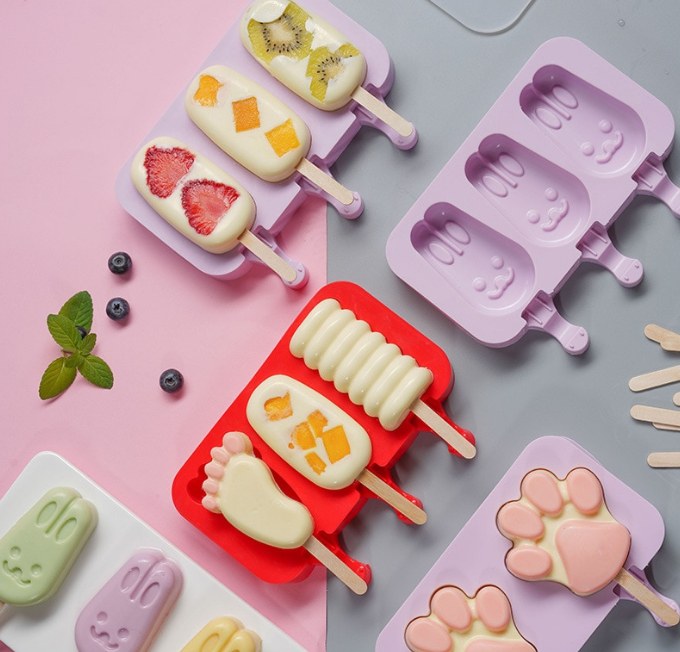 DIY Fun & Creative Ice Pops Mold