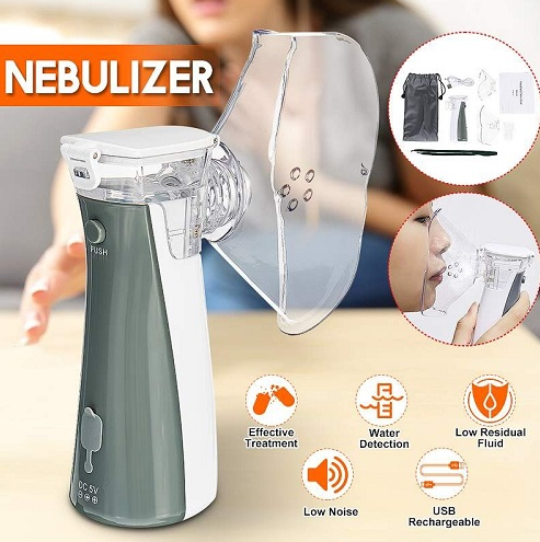 Handheld Nebulizer