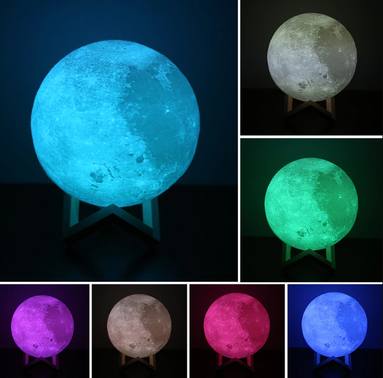 Moon Light Night Lamp