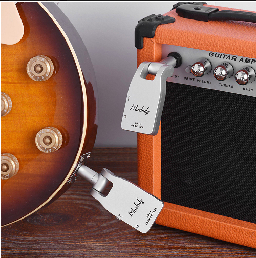 Wireless Guitar Amplifier