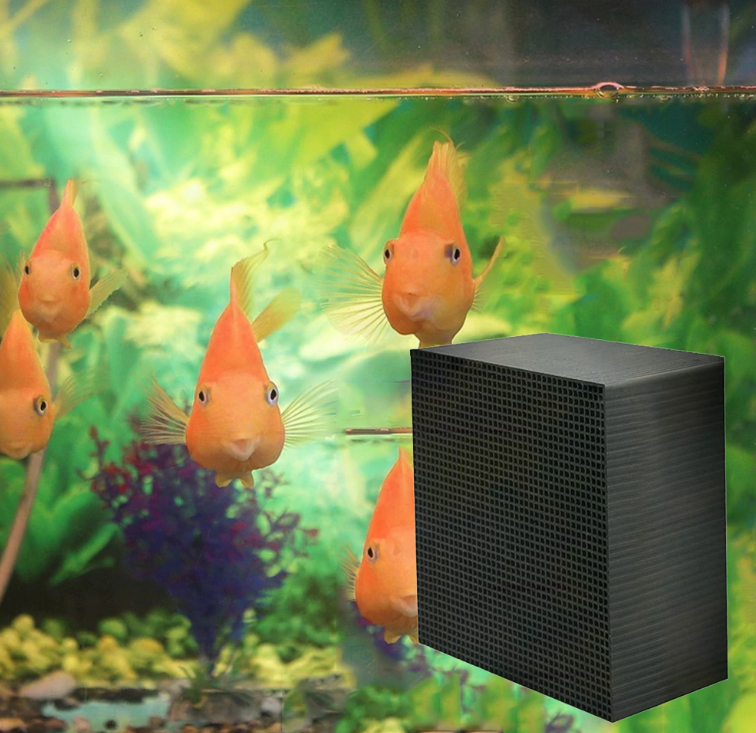 Eco-Aquarium Water Purifier Cubes