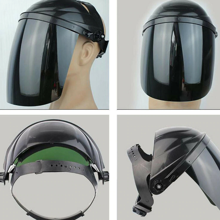 Face Shield Splash