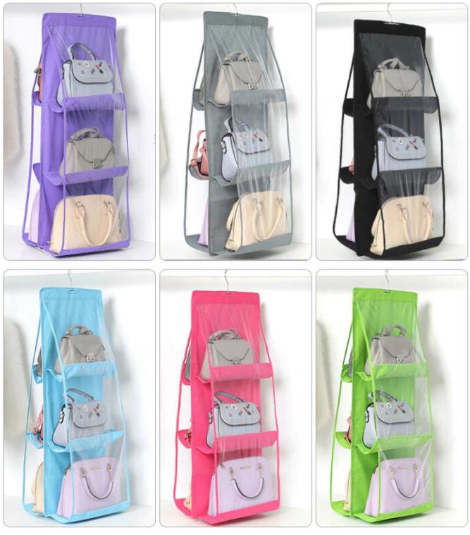 Foldable Hanging Bag