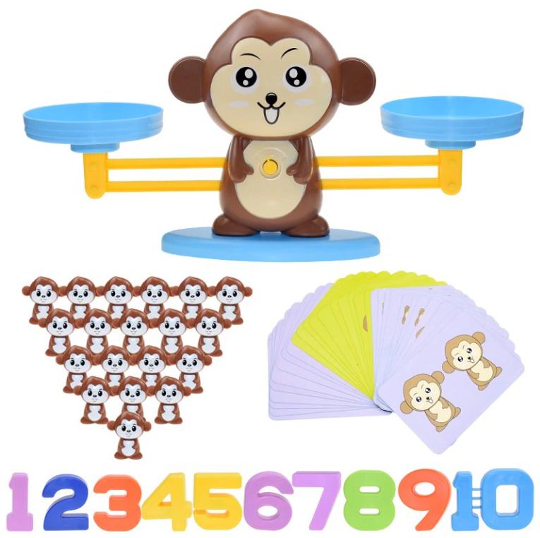Montessori Math Toy