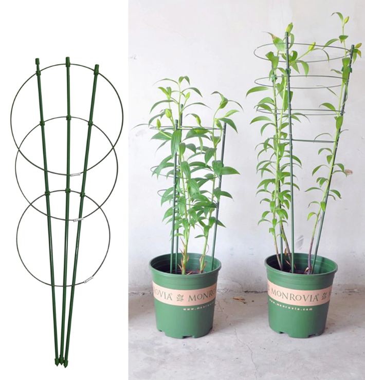 Adjustable Plant Supports Cages