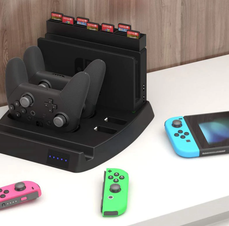 Charging Display Stand for Nintendo