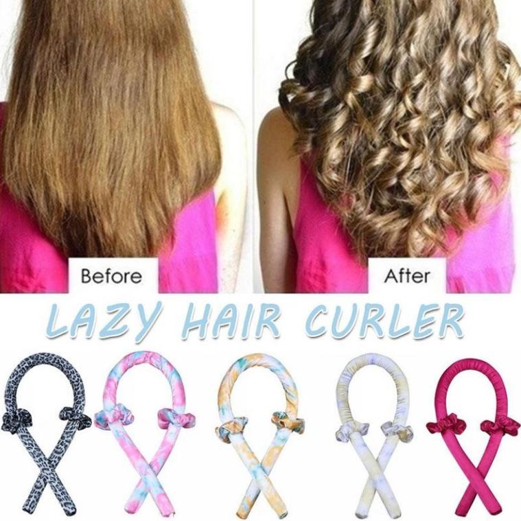 Hair Curling Headband
