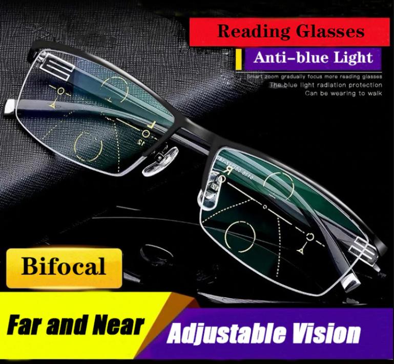 Anti-Blue Dual Use Glasses