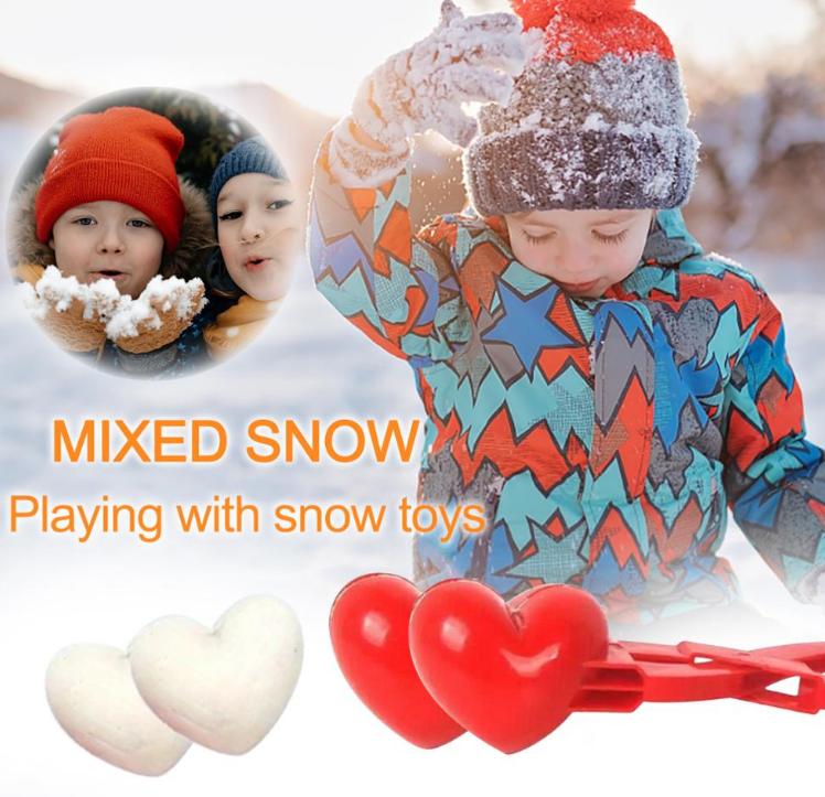 Winter Snow Toys Kit